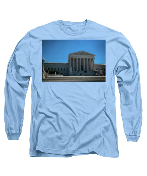 The Supreme Court Long Sleeve T-Shirt