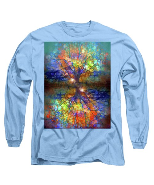 There Is Light Even In These Dark Roots Long Sleeve T-Shirt