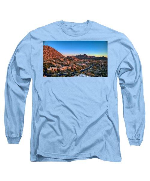 Troon Village Long Sleeve T-Shirt