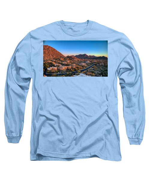 Troon Village Long Sleeve T-Shirt