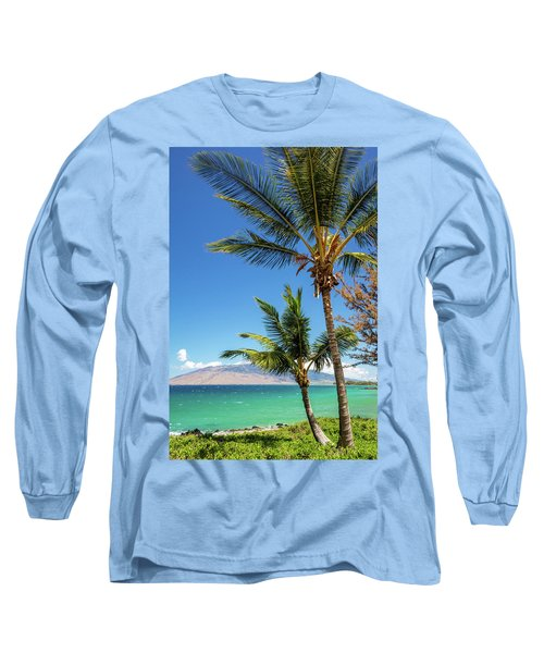 Tropical Aloha Long Sleeve T-Shirt