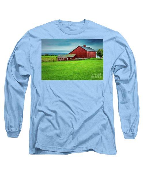 Tug Hill Farm Long Sleeve T-Shirt
