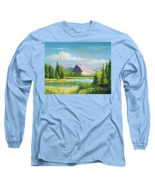 Tuolumme Meadows Spring Long Sleeve T-Shirt