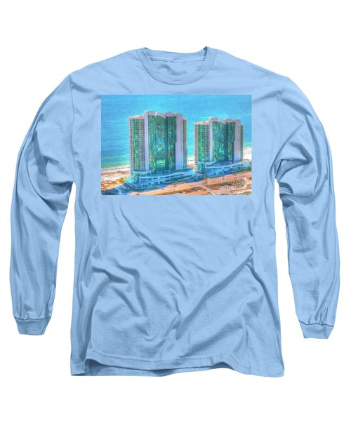 Turquoise Place Long Sleeve T-Shirt