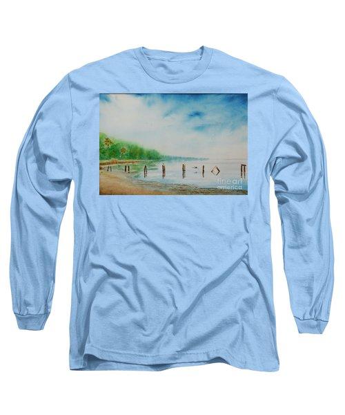 Twin Launch Long Sleeve T-Shirt