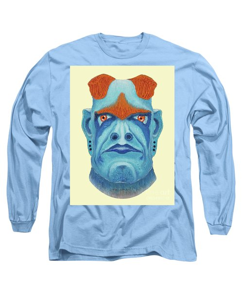 Undorkhan, Maggotroll Colonel Long Sleeve T-Shirt