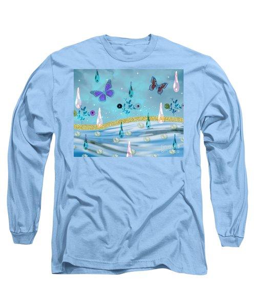Visions Of Grandeur Long Sleeve T-Shirt