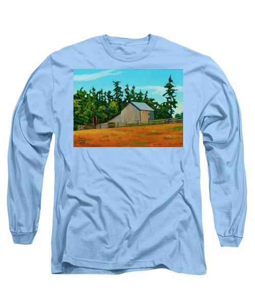 West Beach Barn Long Sleeve T-Shirt