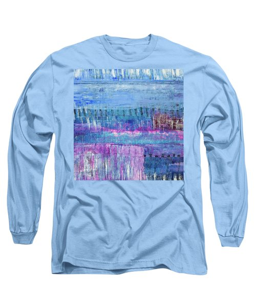 Winter Blues 3 Long Sleeve T-Shirt