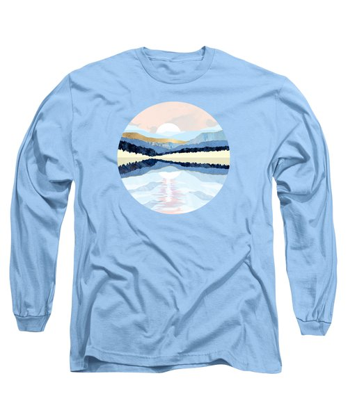 Winter Reflection Long Sleeve T-Shirt