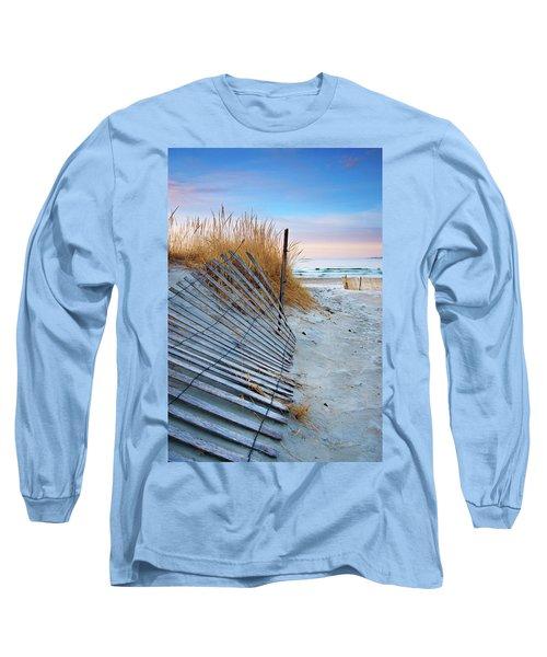 Winter Sunrise Long Sleeve T-Shirt