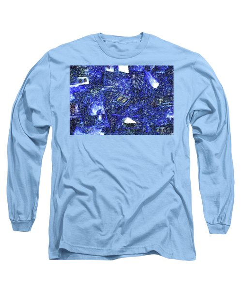 Winter Town Long Sleeve T-Shirt