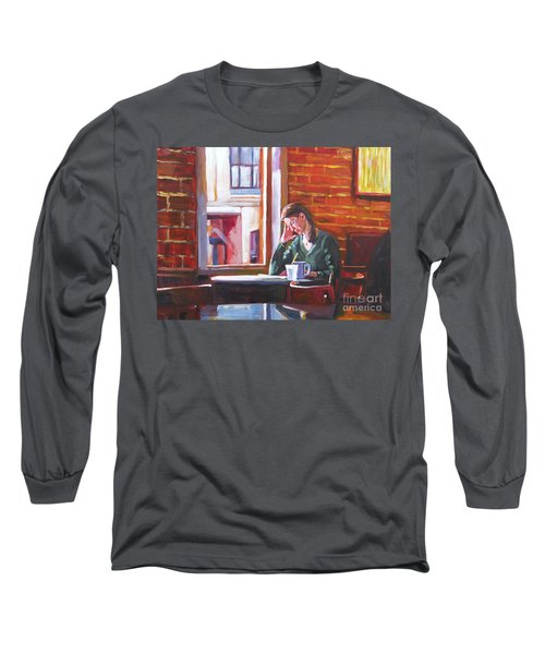 Bistro Student Long Sleeve T-Shirt