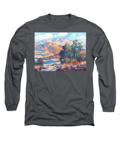 California Lake Long Sleeve T-Shirt