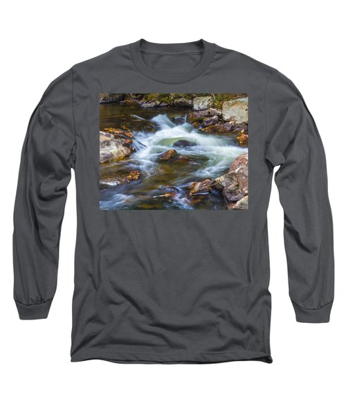 Linville Falls  Long Sleeve T-Shirt