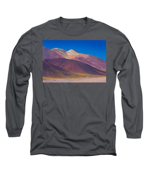 Painted Atacama Long Sleeve T-Shirt