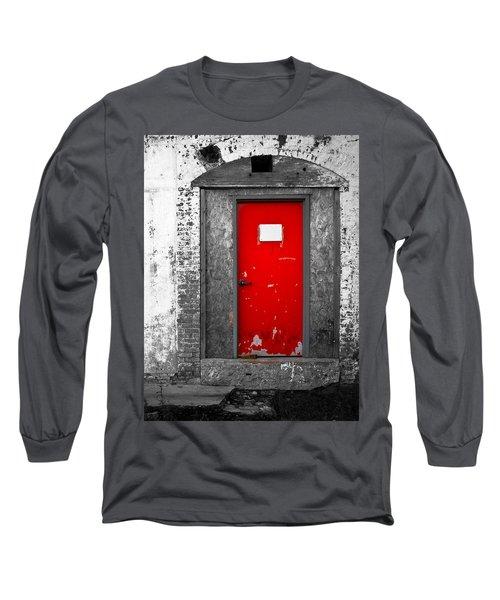 Red Door Perception Long Sleeve T-Shirt