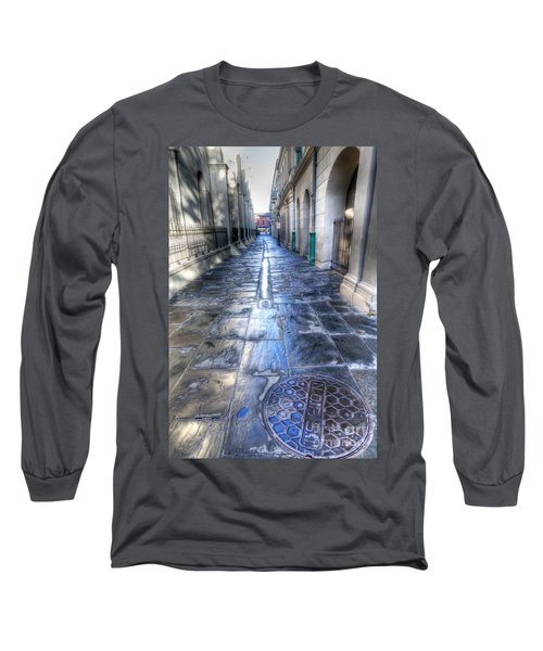 0270 French Quarter 2 - New Orleans Long Sleeve T-Shirt