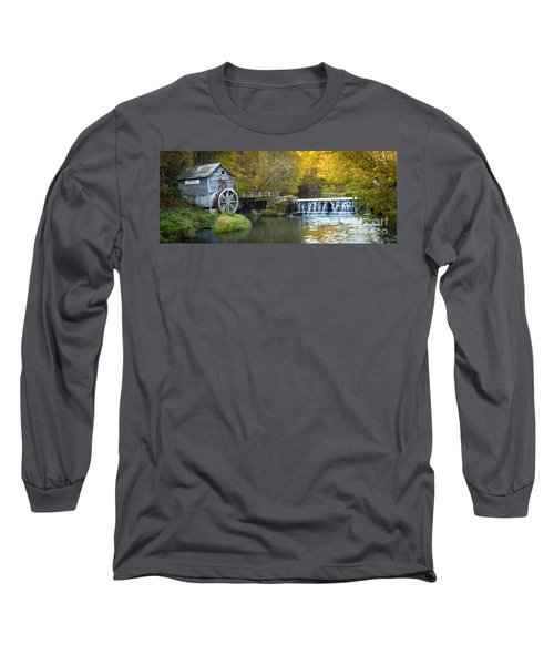 0291 Hyde's Mill Wisconsin Long Sleeve T-Shirt