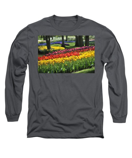 Long Sleeve T-Shirt featuring the photograph 090811p123 by Arterra Picture Library