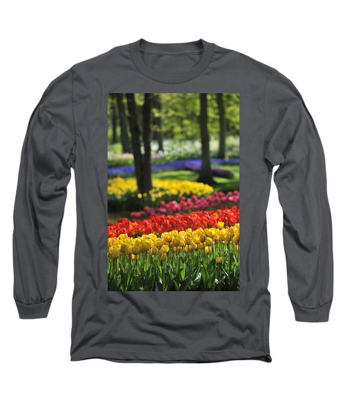 Long Sleeve T-Shirt featuring the photograph 090811p124 by Arterra Picture Library