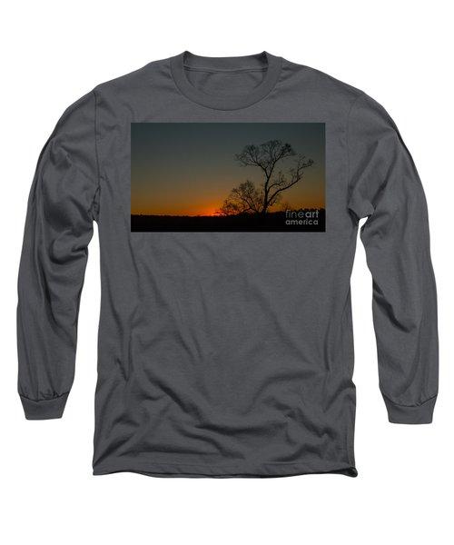 After Sunset Long Sleeve T-Shirt