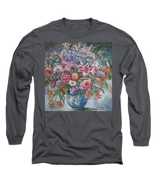 Arrangement II Long Sleeve T-Shirt
