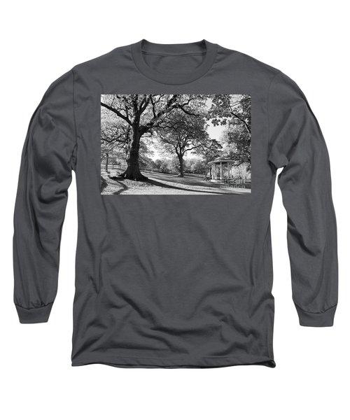 Autumn At Runnymede Uk Long Sleeve T-Shirt