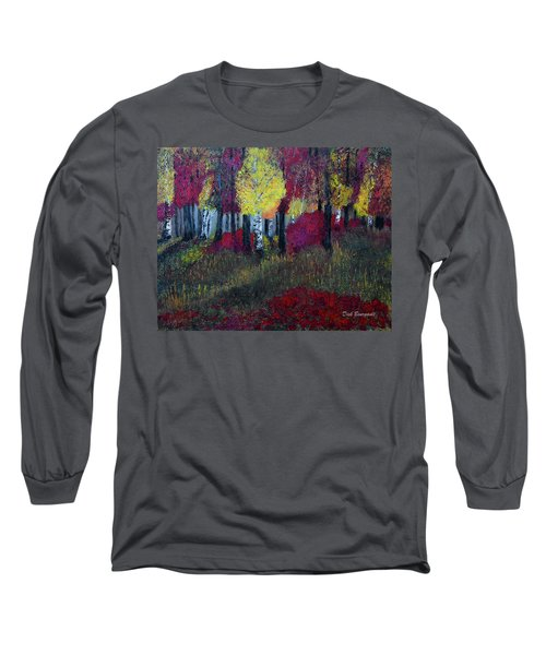 Autumn Peak Long Sleeve T-Shirt