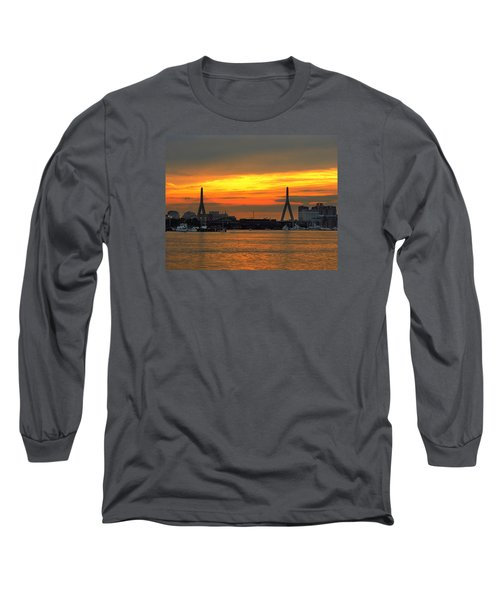 Boston 4025 Long Sleeve T-Shirt