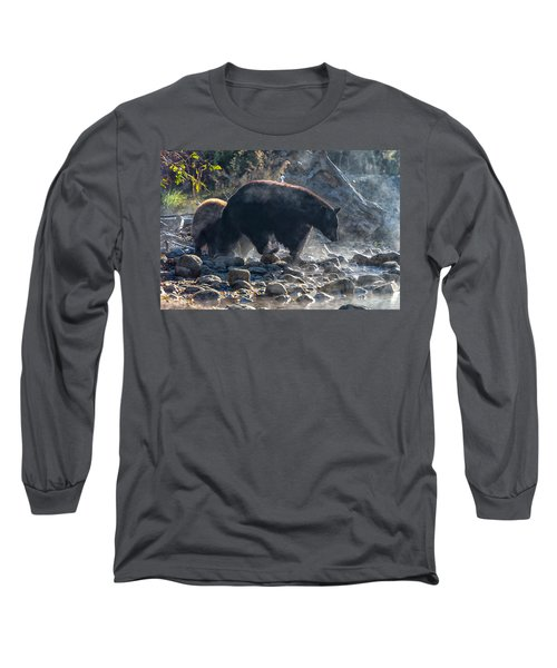 Bouldering Long Sleeve T-Shirt