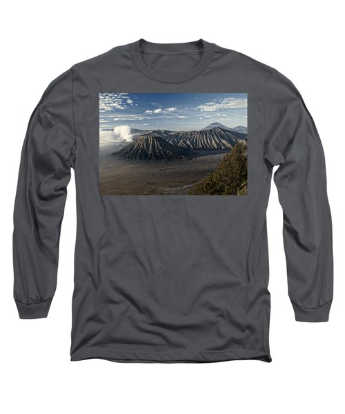 Bromo Mountain Long Sleeve T-Shirt