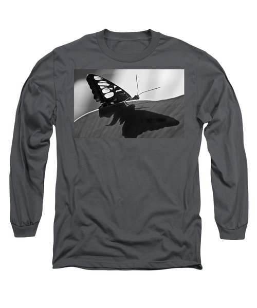 Butterfly II Long Sleeve T-Shirt by Ron White