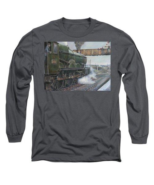 Castle Class 4.6.0. Long Sleeve T-Shirt