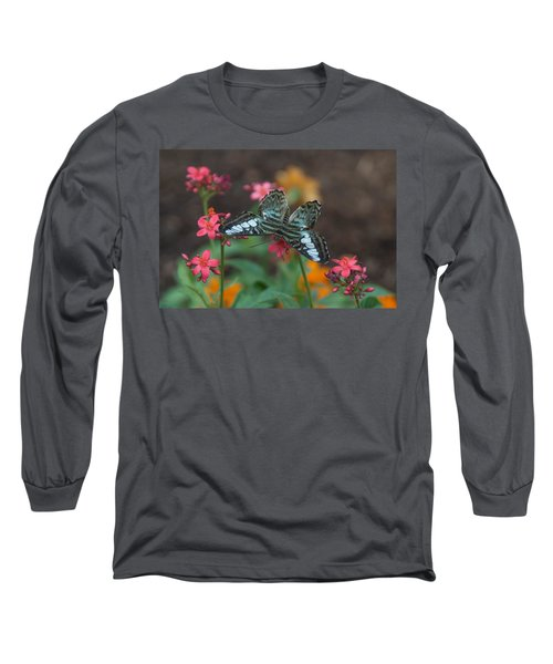 Clipper Butterfly 6150-052513-1cr Long Sleeve T-Shirt