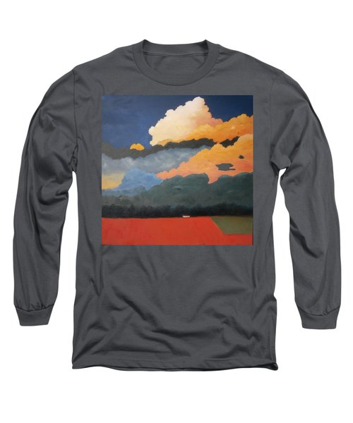 Cloud Rising Long Sleeve T-Shirt