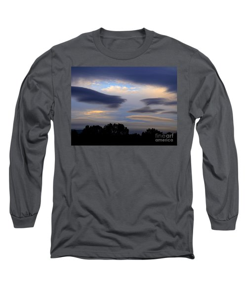 Cloudy Day 2 Long Sleeve T-Shirt