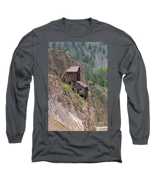 Commodore Mine On The Bachelor Historic Tour Long Sleeve T-Shirt