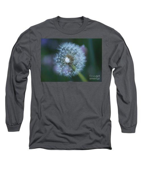 Dandelion Long Sleeve T-Shirt by Alana Ranney