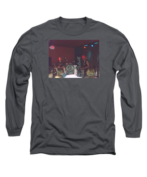 Devon Allman And Cyril Neville Long Sleeve T-Shirt by Kelly Awad