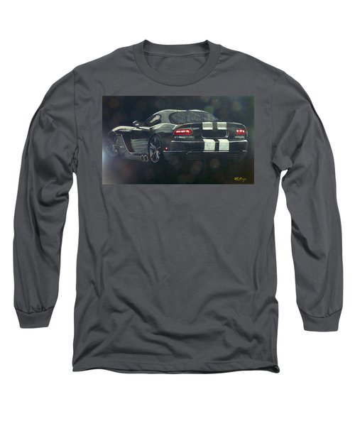 Dodge Viper 2 Long Sleeve T-Shirt