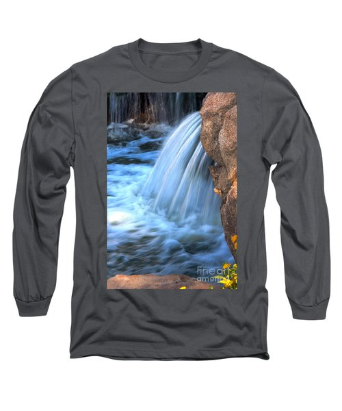 First Light Long Sleeve T-Shirt by Deb Halloran