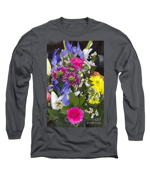 Floral Bouquet 2 Long Sleeve T-Shirt