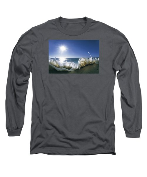 Foam Inertia Long Sleeve T-Shirt