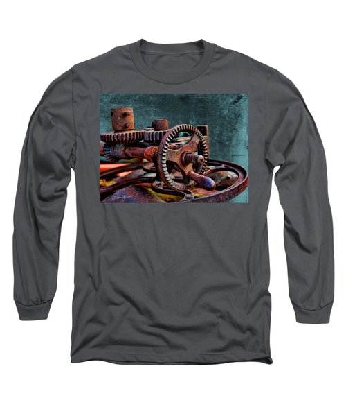 Gears Long Sleeve T-Shirt