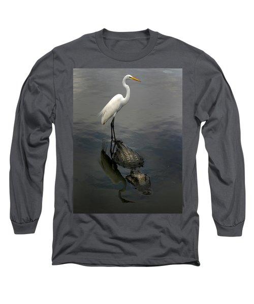 Hitch Hiker Long Sleeve T-Shirt