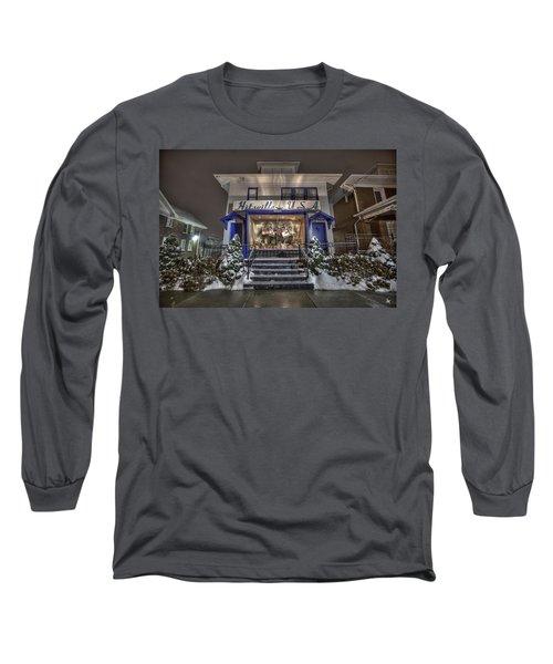 Hitsville Usa Long Sleeve T-Shirt
