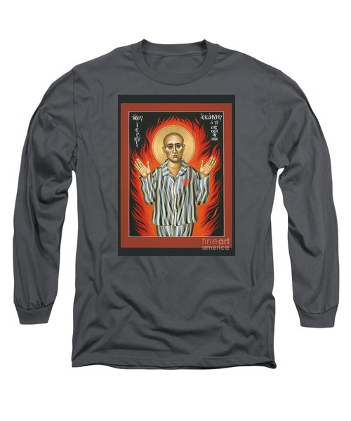Holy Priest Anonymous One Of Sachsenhausen 013 Long Sleeve T-Shirt