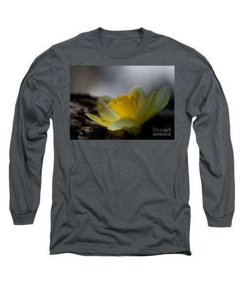 I Promise Long Sleeve T-Shirt by Wilma  Birdwell