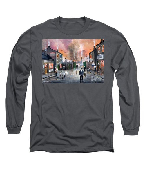 Images Of The Black Country Long Sleeve T-Shirt